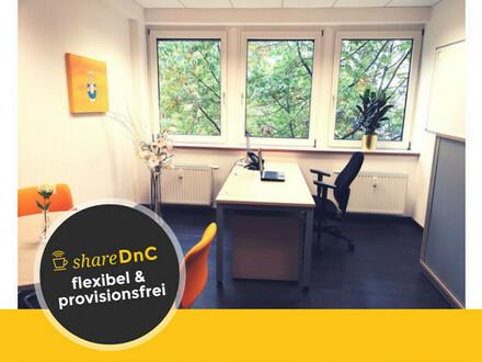 Voll möblierte Büroräume in Essen-Rüttenscheid - All-in-Miete