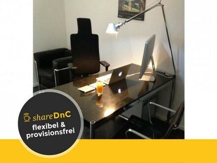 Flexibel gestaltbare Bürofläche in bester Stadtlage - All-in-Miete