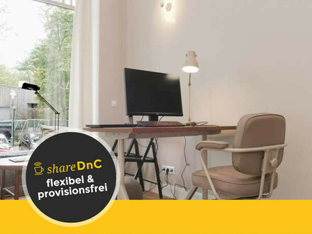Schreibtischplätze in modernem und gemütlichem Büro in Charlottenburg - All-in-Miete