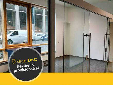 Heller, offener und moderner Büroraum in Bürogemeinschaft - All-in-Miete