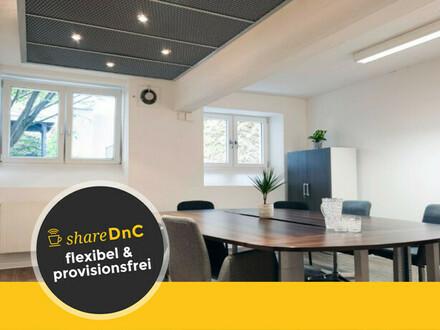Moderner und gut ausgestatteter Büroraum - All-in-Miete