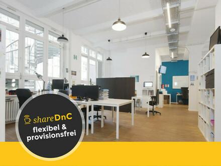 Freie Arbeitsplätze für kleine Teams in Kreuzberg - All-in-Miete