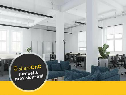 Möbilierte Büros mit Meetingräumen und Community Flächen - All-in-Miete