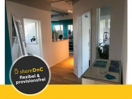 Renovierte Büros in kreativem Umfeld am kleinen Stachuns - All-in-Miete