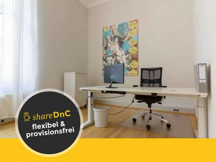 Schöne Büroräume in zentraler Lage in Frankfurt am Main - All-in-Miete