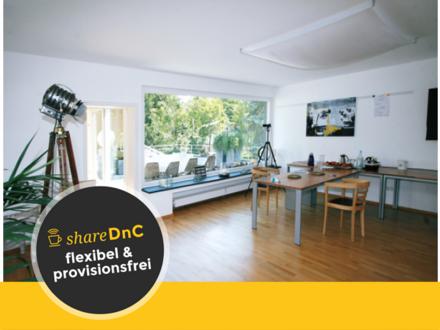 Schöner Büroraum mit großem Seminarraum in Rodenkirchen - All-in-Miete