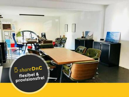 Voll ausgestattete Arbeitsplätze in modernem Büro - All-in-Miete