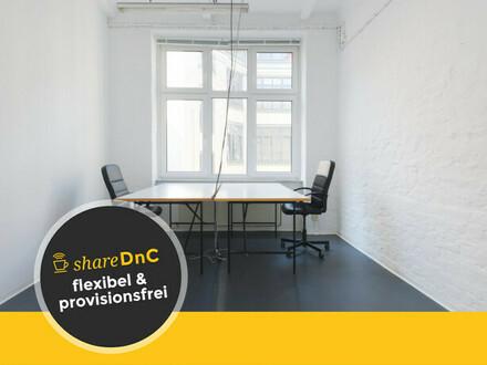 Freies Büro und Arbeitsplätze für Kreative und Freiberufler - All-in-Miete
