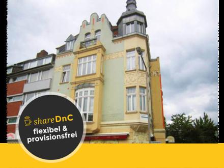 Flexible Arbeitsplätze in sympathischer Bürogemeinschaft in Lindenthal - All-in-Miete