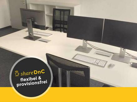 Möblierte Büroräume in Bürogemeinschaft mit Rundum-Service - All-in-Miete