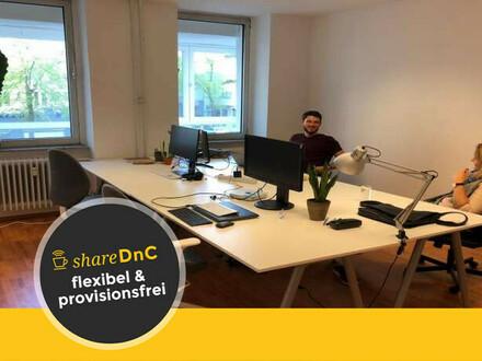 Schönes Teambüro im Herzen von Neukölln - All-in-Miete