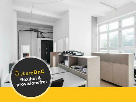 Büroraum für 5 Arbeitsplätze in Büroloft in Kreuzberg - All-in-Miete