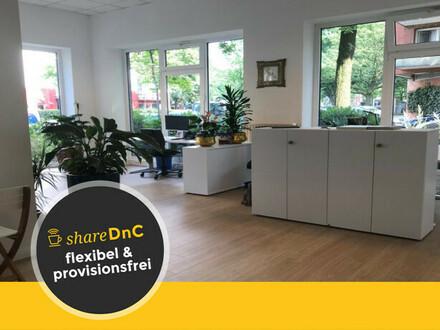Freie Plätze in frisch bezogener Bürogemeinschaft - All-in-Miete