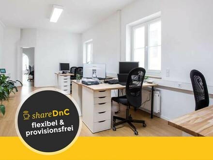 Offene Arbeitsplätze in nettem Start-Up mitten in München - All-in-Miete