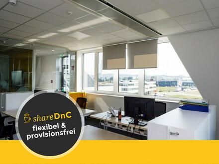 Helle und modern ausgestattete Büros in tollem Neubau - All-in-Miete
