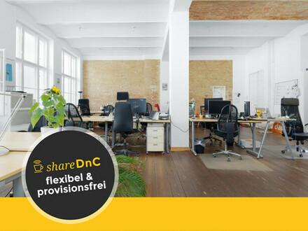 Traumhaftes Büroloft in Kreuzberg + Office Sharing - All-in-Miete