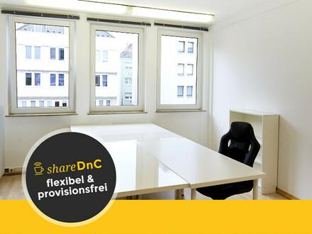 Heller teilmöblierter Büroraum sehr zentral direkt am Heumarkt - All-in-Miete