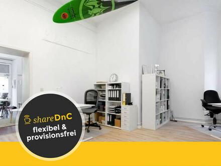 Schönes Büro im Prenzlauer Berg in kreativer Bürogemeinschaft - All-in-Miete