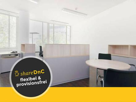 Bürofläche mit zwei vollmöblierten Büroräumen in Charlottenburg - All-in-Miete