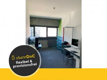 Heller moderner Büroraum direkt am Hafenbecken - All-in-Miete