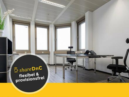 Freie Einzel- und Teambüros sowie Arbeitsplätze in Niederrad - All-in-Miete