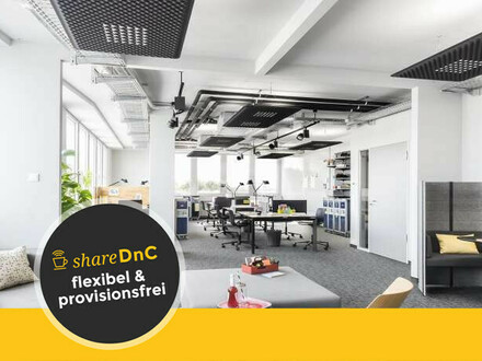 Flexible Arbeitsplätze und Büroräume nahe Olympiadorf - All-in-Miete