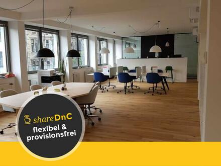 Top flexible Büros und Coworking in der Innenstadt - All-in-Miete