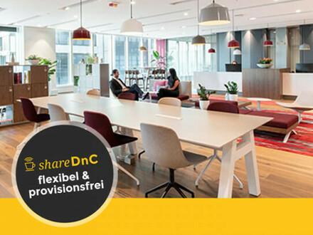Top ausgestattete Arbeitsplätze und Büroräume in begehrte Umgebung - All-in-Miete