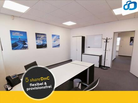 Möblierte Bürofläche inkl Telefon und Internet - All-in-Miete