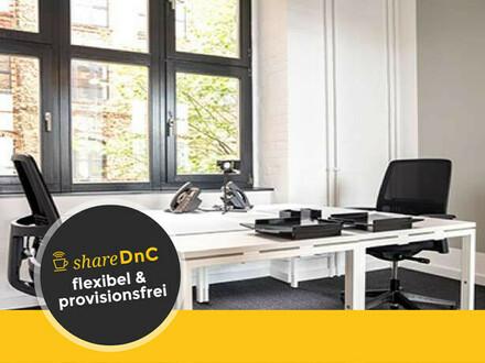 Flexible Büros und stylisches CoWorking in ehemaligem Fabrikgebäude - All-in-Miete