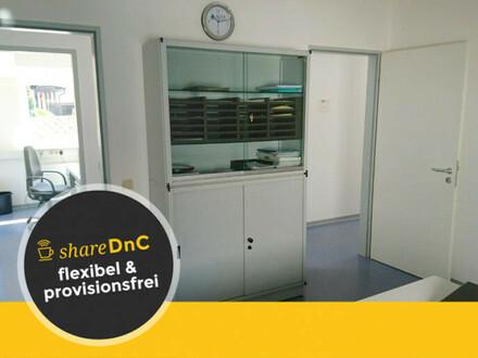 Helle Büroräume in entspannter Bürogemeinschaft - All-in-Miete