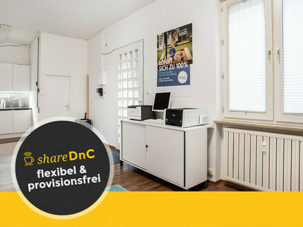 Individuell gestaltbares Büro in ruhiger Lage - All-in-Miete