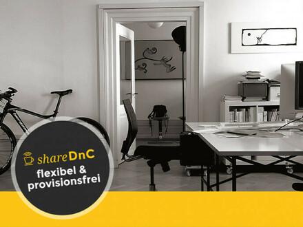 Büroraum in kreativem Umfeld - All-in-Miete