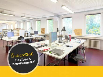 Freier Arbeitsplatz in schöner Bürogemeinschaft - All-in-Miete