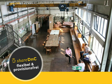 Tolle Arbeitsplätze in Coworking Space - All-in-Miete