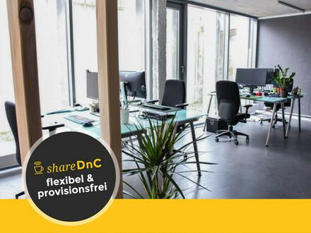 Räume und Arbeitsplätze in modernem Büro - All-in-Miete