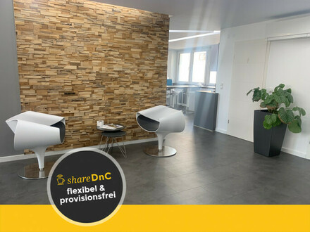Luxeriöses Büro in Mannheim mit Klimaanlage - All-in-Miete