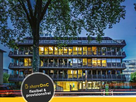 Schicke Büros im Modeviertel Düsseldorfs am Kennedydamm - All-in-Miete