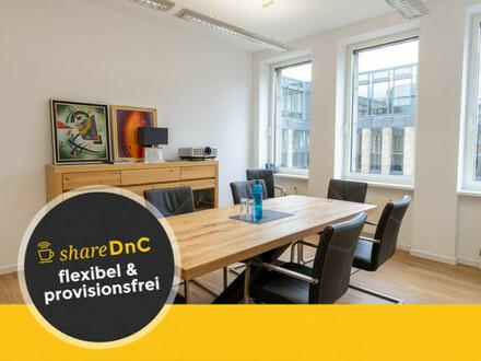 Neu renovierte Bürofläche mit guter Infrastruktur - All-in-Miete