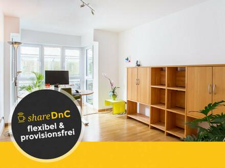 Hochwertig möbliertes Büro mit Flair im Grünen, Nähe Flaucher - All-in-Miete