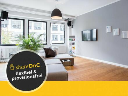 Top modernes Loftbüro als Gemeinschaftsbüro - All-in-Miete