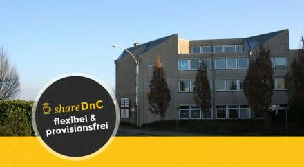 Professionell ausgestattete Büroräume im Gewerbegebiet Kaninsberg - All-in-Miete