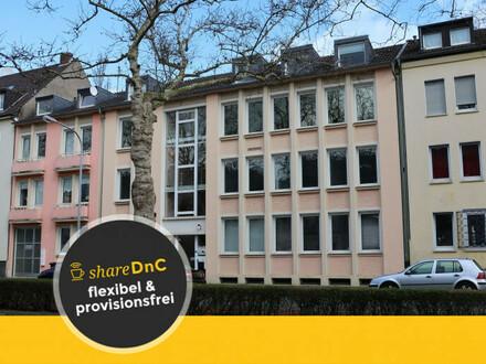 Einzelbüros (auch HO-Ersatz) von 11-23m² in schöner Zentrumslage - All-in-Miete