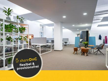 Moderner Coworking-Space im Herzen Leipzig direkt am Markt - All-in-Miete