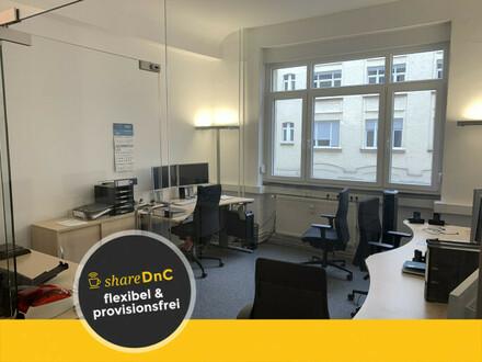 Gründung neue Bürogemeinschaft - Schreibtischplätze zu vermieten - All-in-Miete