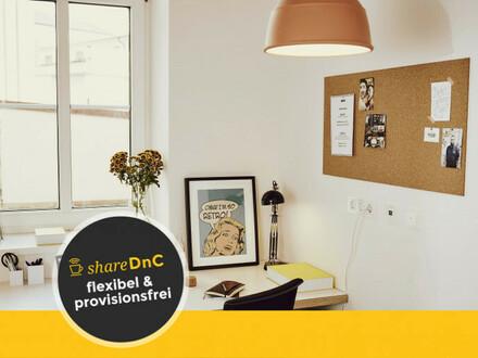 Moderne Teambüros und Arbeitsplätze in Maxvorstadt - All-in-Miete