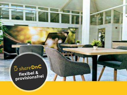 Flexibles Arbeiten in moderner und professioneller Business-Umgebung - All-in-Miete