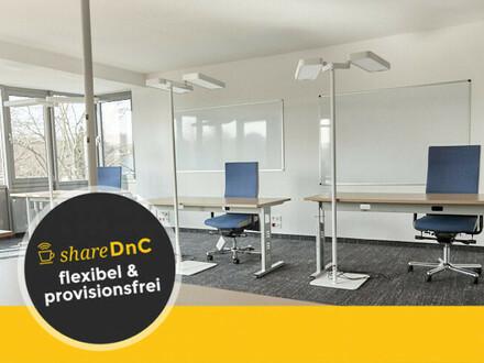 Flexibel & modern voll ausgestattete Arbeitsplätze in Top-Lage in Köln - All-in-Miete