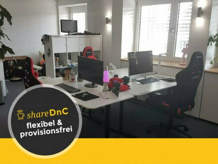 Co-Working Space in Startup Umgebung - All-in-Miete