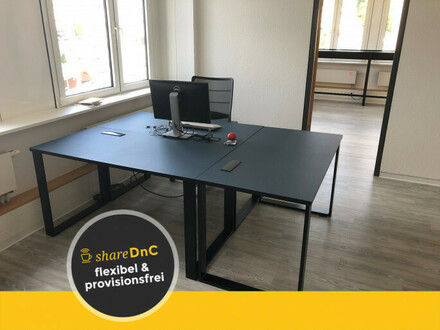 Moderne Büroarbeitsplätze oder ganze Bürofläche zu vermieten - All-in-Miete